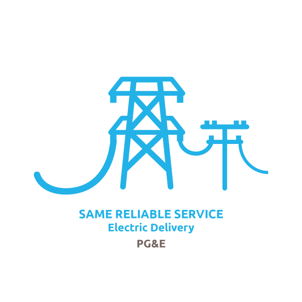 Same Reliable Service: Electric Delivery (PG&E)