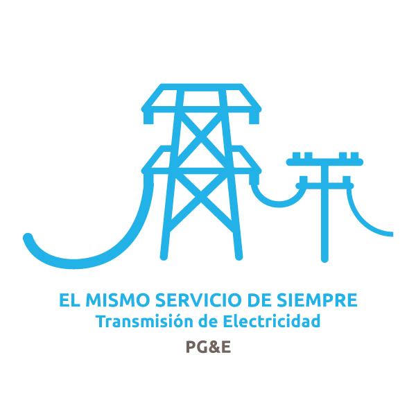 EL MISMO SERVICIO DE SIEMPRE, Transmisión de Electricidad, PG&E