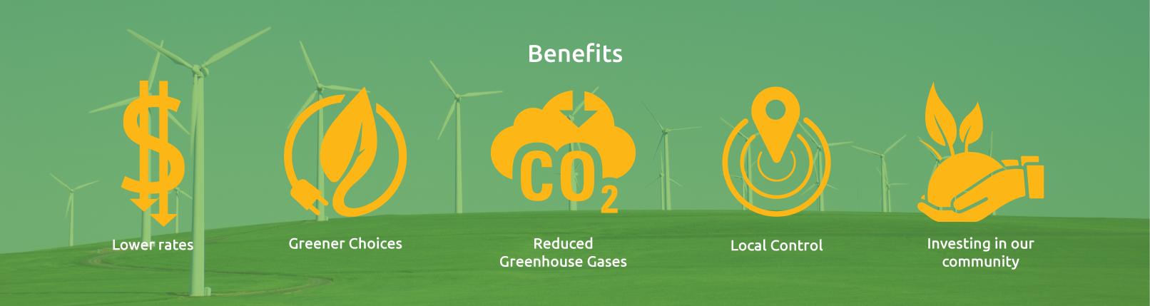 PCE benefits graphic
