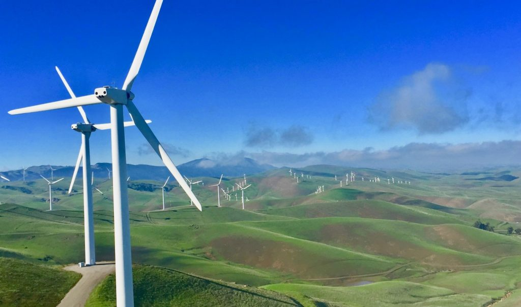 Buena Vista Wind farm photo