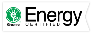 Green-e Energy Certified banner