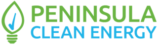 Peninsula Clean Energy 商标