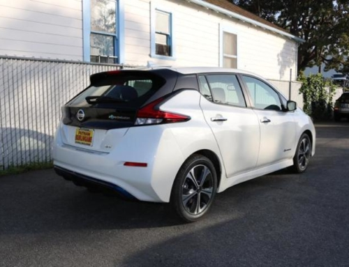 Electric Car Test Drive Event October 3rd at County Center