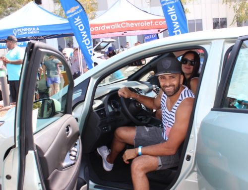 Test Drive an Electric Car for National Drive Electric Week