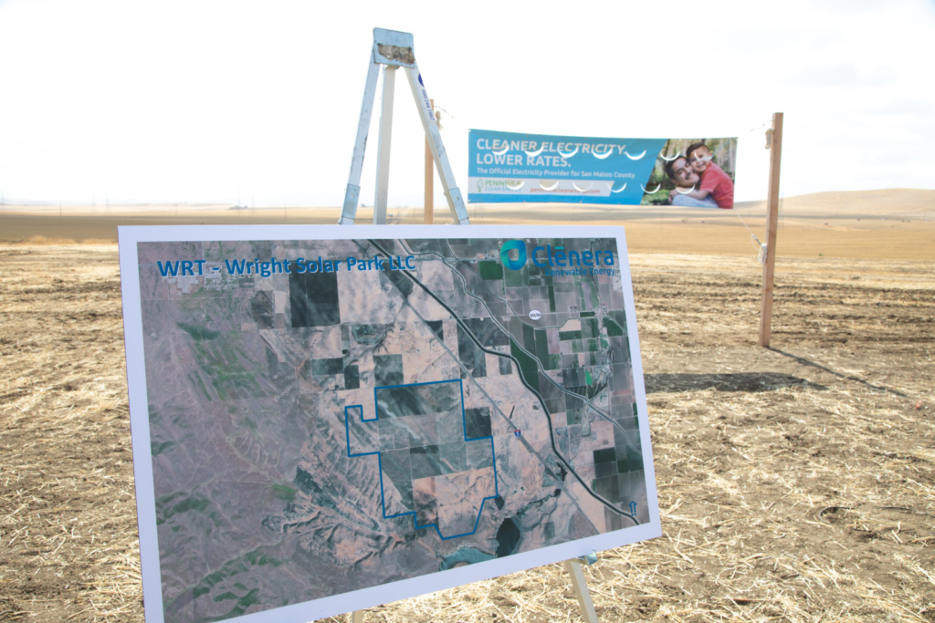 Wright Solar Facility – Peninsula Clean Energy