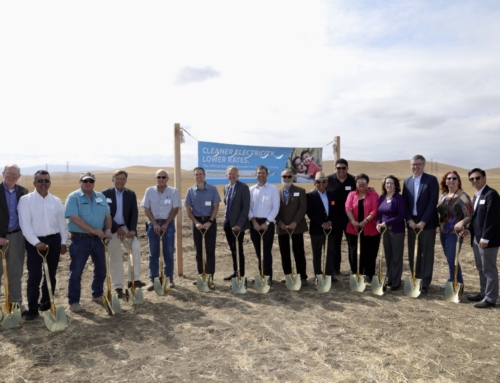 Peninsula Clean Energy Starts Construction of 200-Megawatt Solar Facility