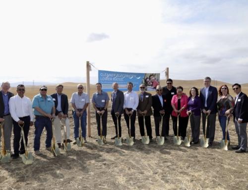 Peninsula Clean Energy Starts Construction of 200-Megawatt Solar Facility