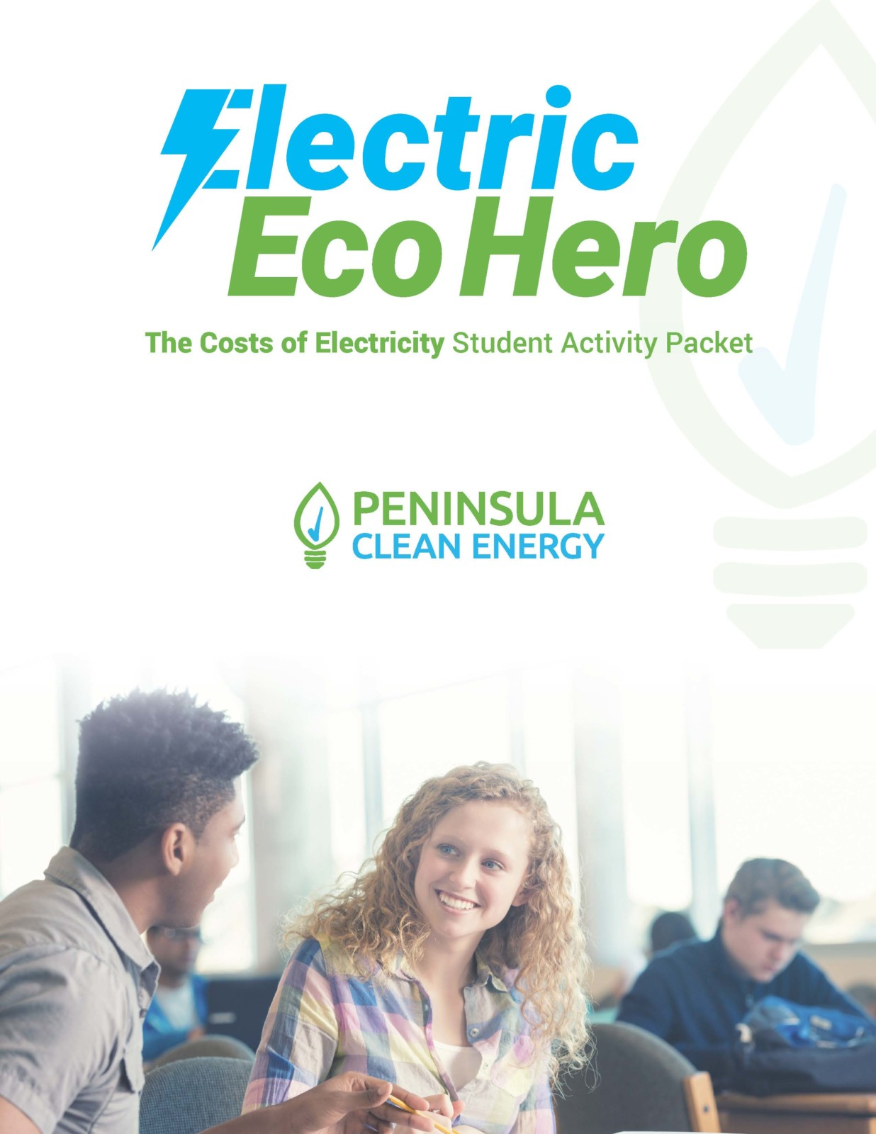 Electric Eco Hero Student Activity Packet