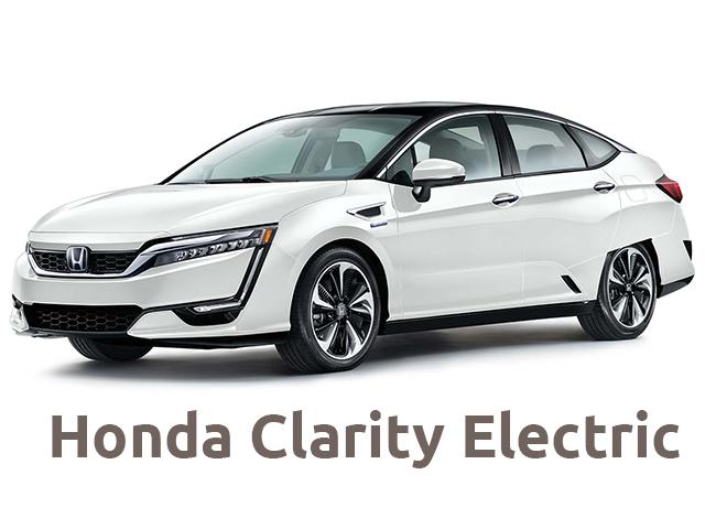Honda Clarity Battery Electric