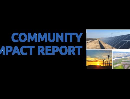 Community Impact Report 2020