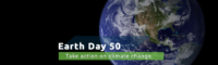 Earth Day 50