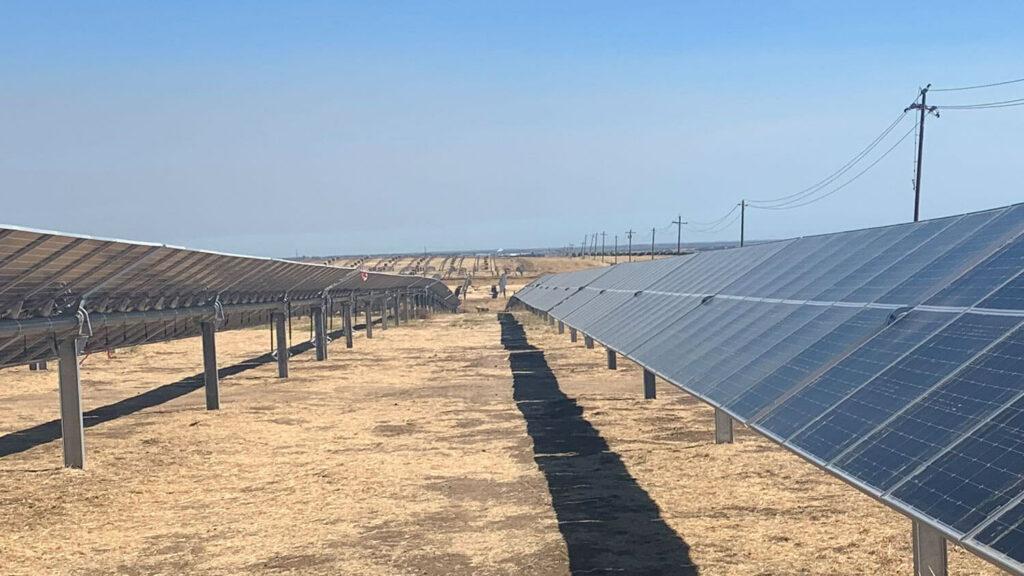 Wright solar farm, Merced County, 200 MW