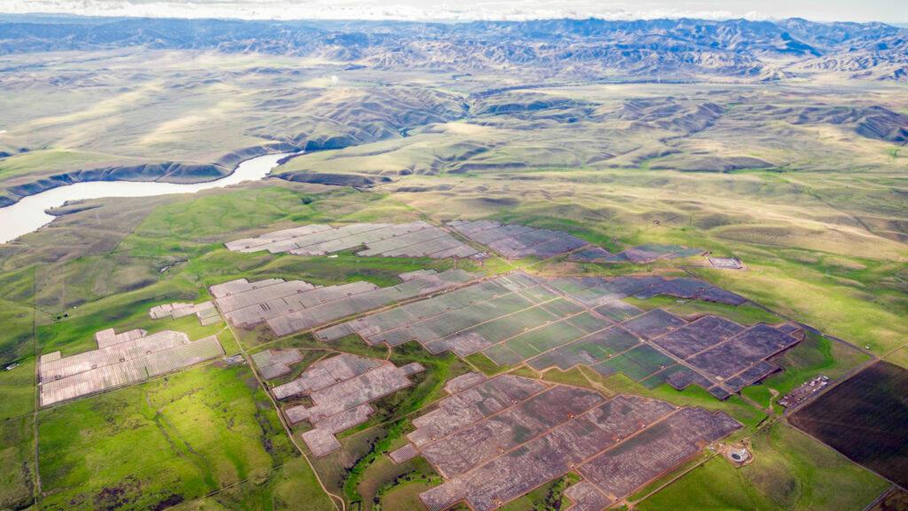 Wright solar farm